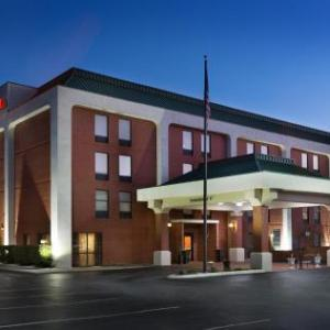 Hotels near Furman University - Hampton Inn Greenville/Travelers Rest