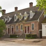 Colonial Houses - A Colonial Williamsburg Hotel