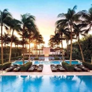 The Setai Miami Beach in Miami Beach