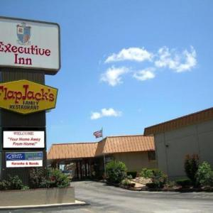 Hotels near Springdale Civic Center - Executive Inn And Suites Springdale