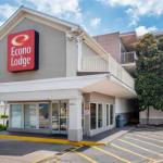 KFC Yum Center Accommodation - Econo Lodge Downtown Louisville