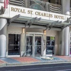 Royal St. Charles Hotel, New Orleans, USA