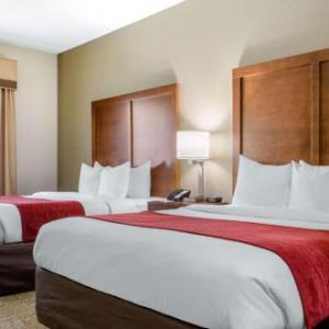 Castine Center Hotels - Comfort Inn & Suites Covington