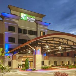 Mizzou Arena Hotels - Holiday Inn Express And Suites Columbia University Area