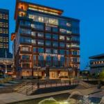 Accommodation near First Niagara Center - Courtyard by Marriott Buffalo Downtown/Canalside