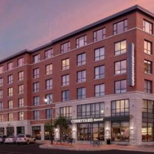 Courtyard By Marriott Portland Downtown/Waterfront