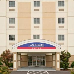 Candlewood Suites-West Springfield