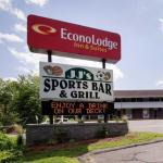 Hillcrest Country Club Accommodation - Econo Lodge Inn & Suites Northborough