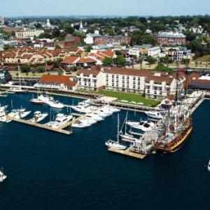 Hotels near Newport Yachting Center - Newport Harbor Hotel & Marina