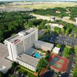 Accommodation near Mood Lounge - Atlanta Airport Marriott