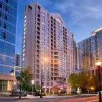 Cowboys Atlanta Hotels - Atlanta Marriott Suites Midtown