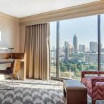 Accommodation near AmericasMart Atlanta - Omni Atlanta Hotel At Cnn Center