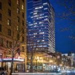 Newmark Theatre Accommodation - The Heathman Hotel