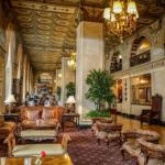 Accommodation near University of Louisville - The Brown Hotel