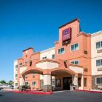 Hotels near Santa Ana Star Casino - Comfort Suites Albuquerque