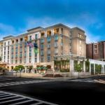 Music Farm Hotels - Courtyard By Marriott Charleston Historic District