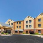 Brat Stop Accommodation - Comfort Inn & Suites Kenosha