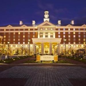 Easton Town Center Hotels - Hilton Columbus