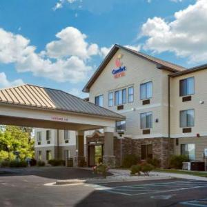 Jenison High School Hotels - Comfort Suites Grandville