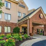 Hotels near Power Center Ann Arbor - Comfort Inn & Suites University South
