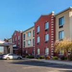 Howlin Moon Accommodation - Comfort Suites Grand Rapids South