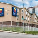 Negro League Baseball Museum Accommodation - Comfort Inn & Suites Downtown