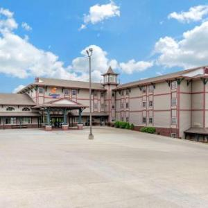 Hotels near UCM Multipurpose Building - Comfort Inn Warrensburg Station