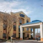 Catawba Valley Brewing Co. Hotels - Comfort Inn And Suites