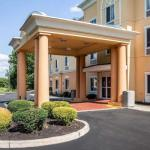 Cowtown Rodeo Arena Hotels - Comfort Inn & Suites Carneys Point