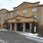 Accommodation near Spirit Cruises of NJ - Comfort Inn Fairfield