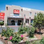 Accommodation near Kiva Auditorium - Econo Lodge Old Town Albuquerque