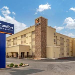 North Fourth Art Center Hotels - Baymont Inn And Suites Albuquerque Downtown