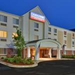 Hotels near The Handy Park Pavillion - Candlewood Suites Olive Branch