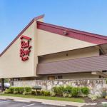 Big Sandy Superstore Arena Hotels - Red Roof Inn Huntington