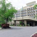 Accommodation near MetLife Stadium - Courtyard by Marriott Lyndhurst/Meadowlands
