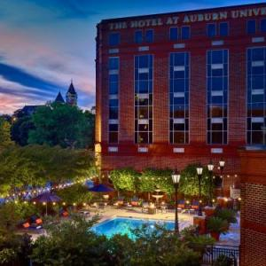 Hotels near Jordan Hare Stadium - The Hotel at Auburn University