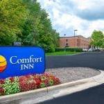 Vogue Theatre Indianapolis Accommodation - Comfort Inn Indianapolis