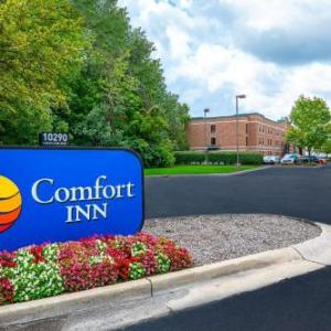 Vogue Theatre Indianapolis Hotels - Comfort Inn Indianapolis