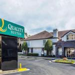 Tongue and Groove Atlanta Hotels - Quality Suites Buckhead Village