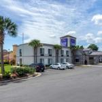 Henderson Stadium Accommodation - Sleep Inn North - Macon