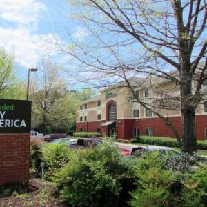 Extended Stay America - Atlanta - Perimeter - Peachtree Dunw...