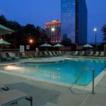 Accommodation near Cowboys Atlanta - Atlanta Marriott Buckhead Hotel