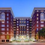 Accommodation near Linn Park Birmingham - Hampton Inn & Suites Birmingham-Downtown-Tutwiler