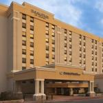 Cowtown Rodeo Arena Accommodation - Doubletree Hotel Wilmington Downtown
