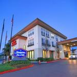 Shoreline Amphitheatre Hotels - Hampton Inn & Suites Mountain View