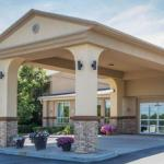 Times Union Center Accommodation - Comfort Inn Albany/Glenmont