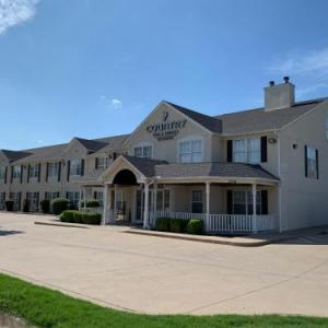 Tulsa Raceway Park Hotels - Country Inn And Suites Tulsa