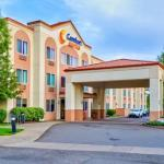 Accommodation near Wild Duck - Comfort Suites Springfield