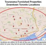 Tourarama - Downtown Toronto Furnished Apartments
