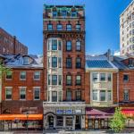 Hotels near Merriam Theater - Rodeway Inn Center City